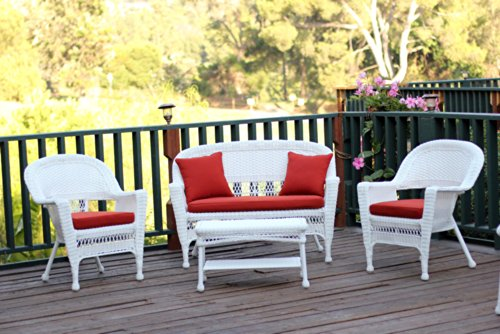 Jeco-Inc-4-Piece-Wicker-Conversation-Set-with-Red-Orange-Cushions-0