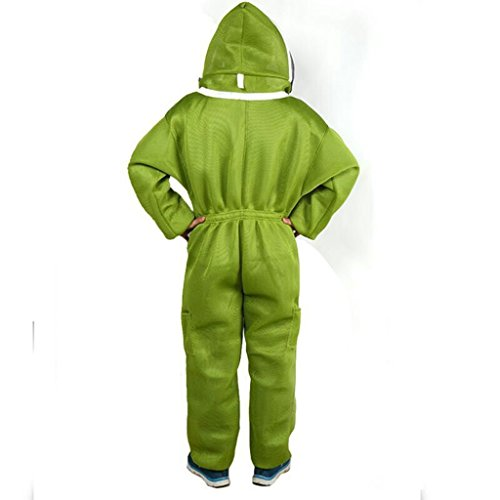 Jili-Online-Beekeeping-Protective-Equipment-Veil-Bee-FULL-BODY-Suit-Hat-Smock-Cotton-3-Sizes-Choices-0-1