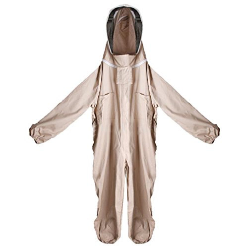 Jili-Online-Durable-Cotton-Full-Body-Beekeeping-Suit-Veil-Hooded-Hat-Protective-0-1