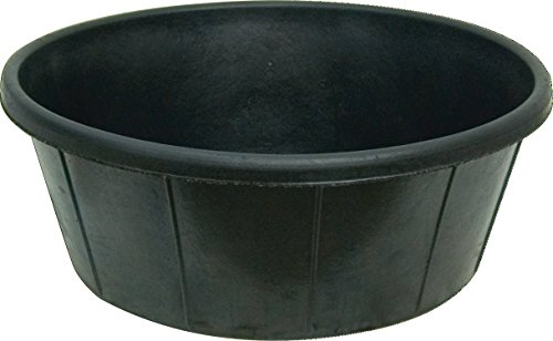 LITTLE-GIANT-HP-15-HP15-Heavy-Duty-Tub-Black-0