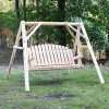 Lakeland-Mills-Country-Cedar-Outdoor-Porch-Swing-and-Stand-Set-with-Table-0-2