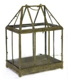Large-Antiqued-Decorative-Greenhouse-0