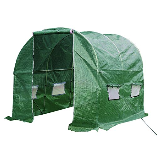 Larger-Heavy-Duty-Greenhouse-Walk-In-Tunnel-Green-House-Outdoor-Garden-0