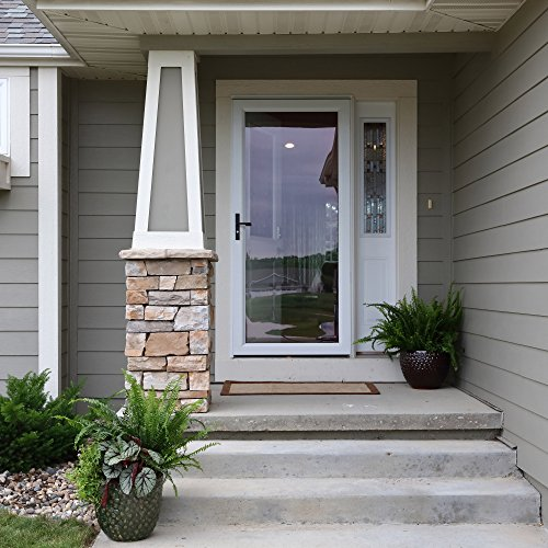 Larson-EasyHang-Fullview-Low-E-32-White-Storm-Door-with-Handle-0-0