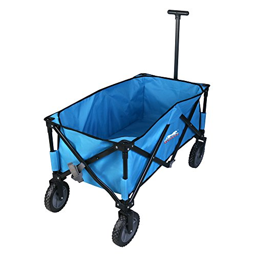 Leopard-Outdoor-Sports-Collapsible-Utility-Wagon-0-1