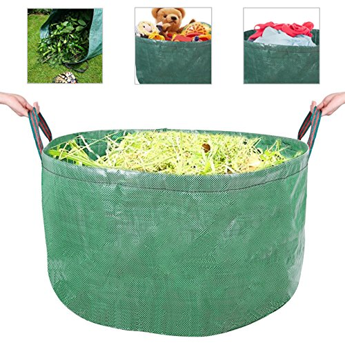 Liebsup-63-Gallons-Pop-Up-Garden-Waste-Bags-Spring-Buckets-Reusable-for-Garden-Lawn-and-Leaf-0-2