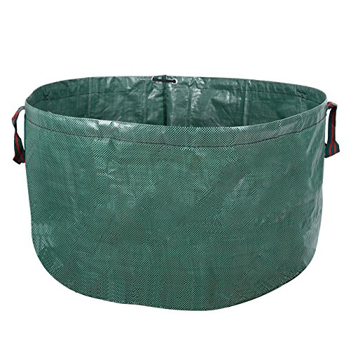 Liebsup-63-Gallons-Pop-Up-Garden-Waste-Bags-Spring-Buckets-Reusable-for-Garden-Lawn-and-Leaf-0