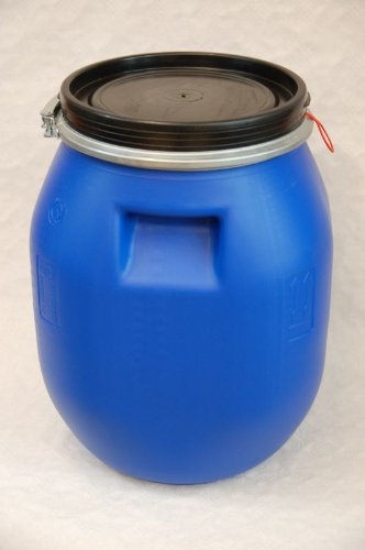 Lot-of-4-Kegs-plastic-drum-with-open-lid-galvanized-locking-lever-blue-30-L-4×22094-0-0
