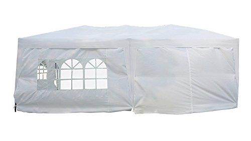 MCombo-10×20-ft-EZ-POP-UP-Wedding-Canopy-Party-Tent-Folding-Gazebo-Tent-Canopy-6-Side-Walls-wFree-Carry-Case-6051-1020W-0-1