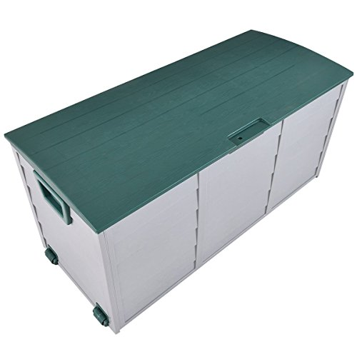MD-Group-Outdoor-Box-Plastic-Storage-Waterproof-Container-Bench-Case-70-Gallon-Durable-Lockable-Lid-0-0
