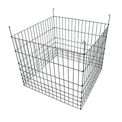 MTB-Garden-Wire-Compost-Bin-36-L-x36-W-x-30-H30-L-x30-W-x-24-H-Black-Green-0