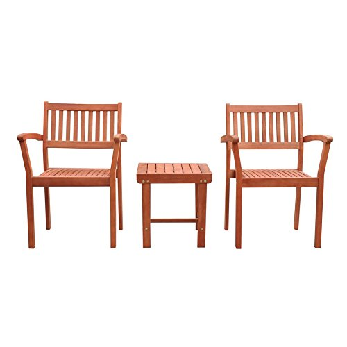 Malibu-V1802SET5-Outdoor-Patio-3-Piece-Wood-Dining-Set-with-Stacking-Chair-Natural-0