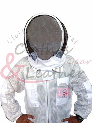 Massivebee-Beekeeping-Ultra-Ventilated-Suit-with-domo-fencing-veil-bee-suit-0-1