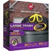 Members-Mark-33-gal-Power-Guard-Drawstring-Bags-90-ct-by-Members-Mark-0