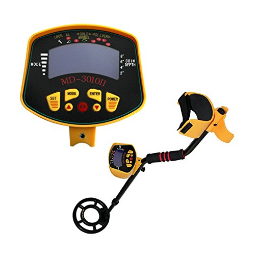 Metal-Detector-Gold-Digger-Metal-Detector-Fully-Automatic-Gold-Detector-Waterproof-Search-Coil-for-Detecting-Metal-Objects-Volume-Adjustment-Automatic-Sensitive-LCD-Display-Metal-Detector-Pinpointer-0-0