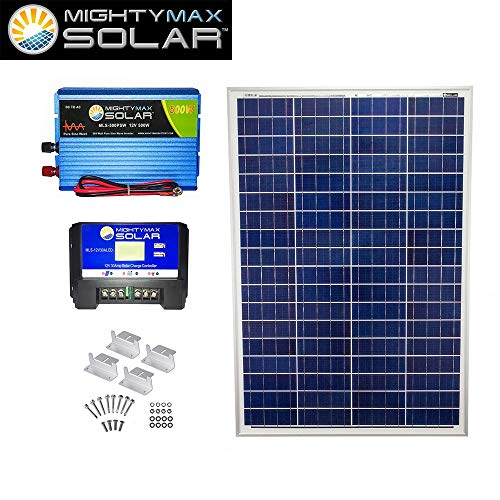 Mighty-Max-Battery-100-Watts-12-Volts-Polycrystalline-Solar-Bundle-Kit-brand-product-0