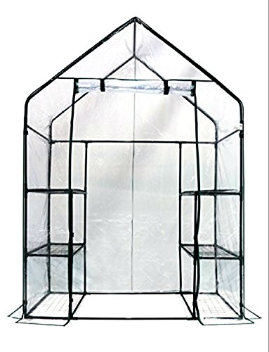Mini-Greenhouse-For-Plants-Outdoor-3-Tiers-6-Shelves-56W-x-29D-x-77H-Sturdy-Design-Skroutz-Deals-0