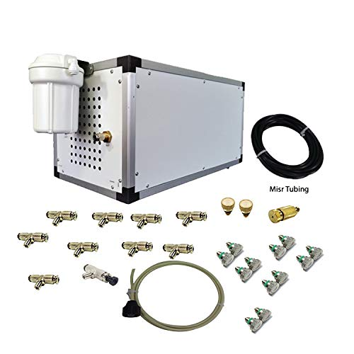Misting-System-1500-PSI-Max-1500-PSI-Misting-Pump-with-Stainless-Steel-Misting-Nozzles-for-Residential-Commercial-Outdoor-Restaurant-and-Industrial-Misting-System-Application-0