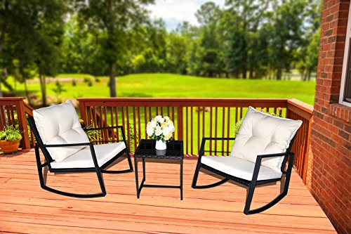 Moana-Outdoor-3-piece-Rocking-Wicker-Bistro-Set-Two-Chairs-and-One-Glass-Coffee-Table-Black-Wicker-Furniture-0-0