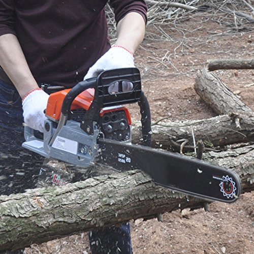 Moroly-52CC-30HP-Gas-ChainSaw-20-Inch-2-Strokes-Gas-Powered-Petrol-Chain-Saw-with-Automatic-Oiling-0-0