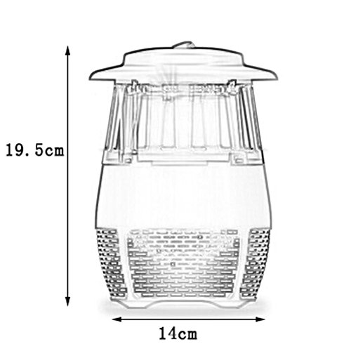 Mosquito-Repellent-light-Creative-home-photocatalyst-mosquito-lamp-home-indoor-radiation-free-mosquito-mosquito-trap-bedroom-Color-Black-0-0