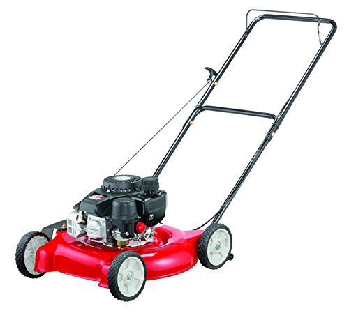 Mower-Yard-Machines-20-Gas-Push-Lawn-with-Side-Discharge-0-0