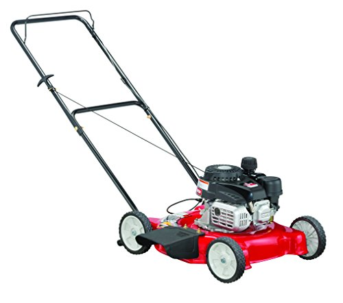 Mower-Yard-Machines-20-Gas-Push-Lawn-with-Side-Discharge-0