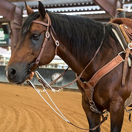 NRS-Berlin-Custom-Leather-Martingale-Hermann-Oak-Barrel-Reins-Oiled-H846-0