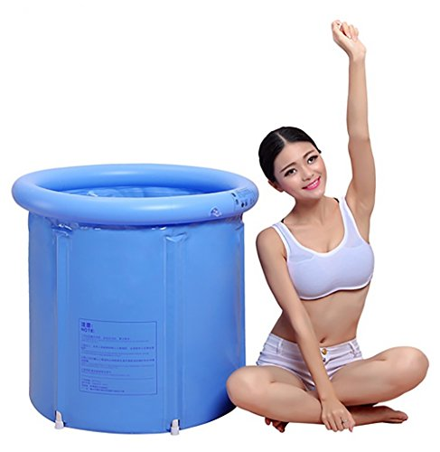 NUOAO-Folding-Bathtub-Inflatable-Bathtub-Portable-Bathtub-Plastic-BathtubSpa-Bathtub-Massage-Bathtub-Folding-Bath-Bucket-Bath-Bucket-0-1