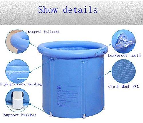 NUOAO-Folding-Bathtub-Inflatable-Bathtub-Portable-Bathtub-Plastic-BathtubSpa-Bathtub-Massage-Bathtub-Folding-Bath-Bucket-Bath-Bucket-0-2