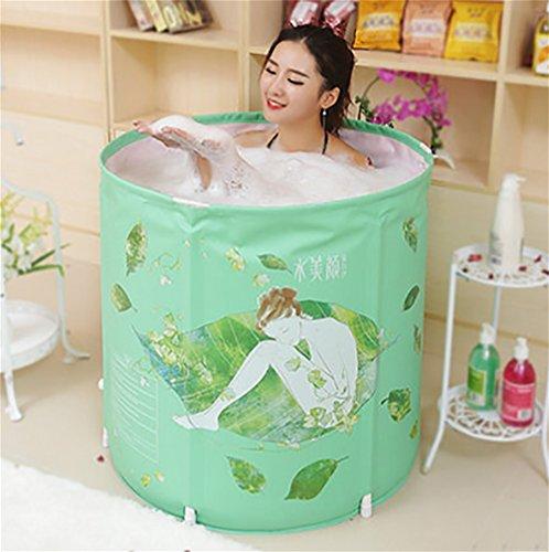 NUOAO-Portable-Bathtubs-Thick-Folding-Tub-Inflatable-Bathtub-Adult-Bath-Pool-Children-Tub-0-0