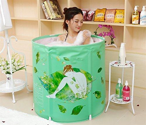 NUOAO-Portable-Bathtubs-Thick-Folding-Tub-Inflatable-Bathtub-Adult-Bath-Pool-Children-Tub-0-2