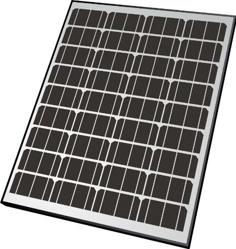 Nature-Power-50082-85-Watt-Monocrystalline-Solar-Powered-12-Volt-Battery-Charger-0