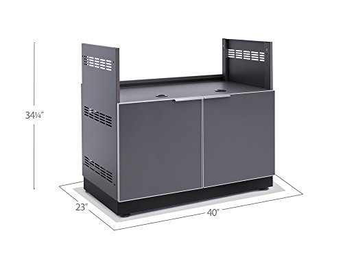 NewAge-65209-Products-40-Bar-Aluminum-Outdoor-Kitchen-Cabinet-Slate-Gray-0-0