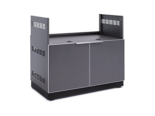 NewAge-65209-Products-40-Bar-Aluminum-Outdoor-Kitchen-Cabinet-Slate-Gray-0