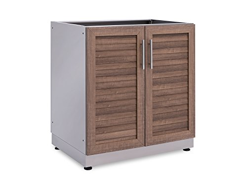 NewAge-65600-Products-32-2-Door-Stainless-Steel-Grove-Outdoor-Kitchen-Cabinet-0-0