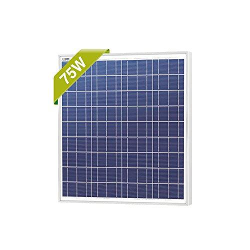 Newpowa-75w-12v-Solar-Panel-High-Efficiency-Poly-Module-Rv-Marine-Boat-Off-Grid-0