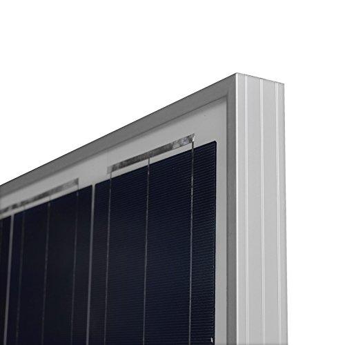 Newpowa-High-efficiency-45W-12V-Poly-Solar-Panel-Module-RV-Marine-Boat-Off-Grid-0-2