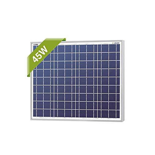 Newpowa-High-efficiency-45W-12V-Poly-Solar-Panel-Module-RV-Marine-Boat-Off-Grid-0