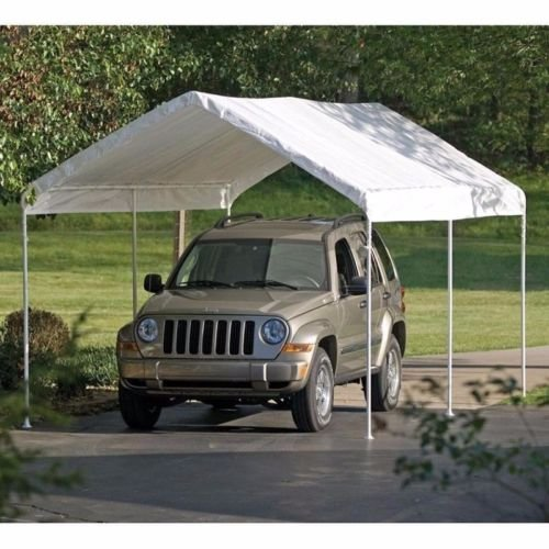 Nikkycozie-10×20-Carport-Storage-Tent-Canopy-Shelter-Garage-Party-Shade-0-0