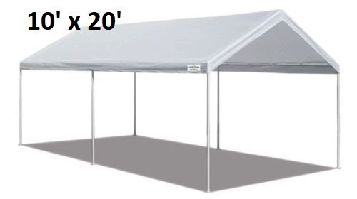Nikkycozie-10×20-Carport-Storage-Tent-Canopy-Shelter-Garage-Party-Shade-0-1