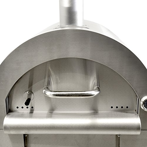 OMCAN-43114-WOOD-BURNING-OVENS-Stainless-Steel-Wood-Burning-Oven-0-0