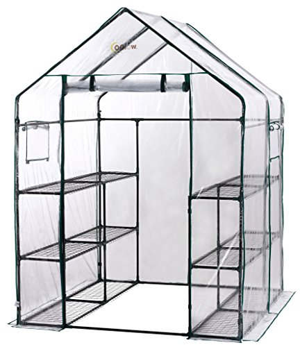Ogrow-Deluxe-Walk-In-6-Tier-12-Shelf-Portable-Greenhouse-0-1