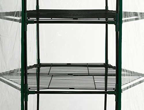 Ogrow-Ultra-Deluxe-4-Tier-Hexagonal-Flower-Planthouse-Greenhouse-0-2