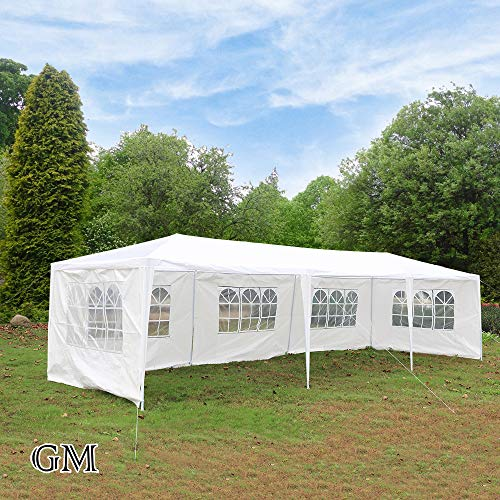 Okapa-Canopy-Tent-10x-30ft-Outdoor-Wedding-Party-Gazebos-Waterproof-5-Removable-Sidewalls-0-0