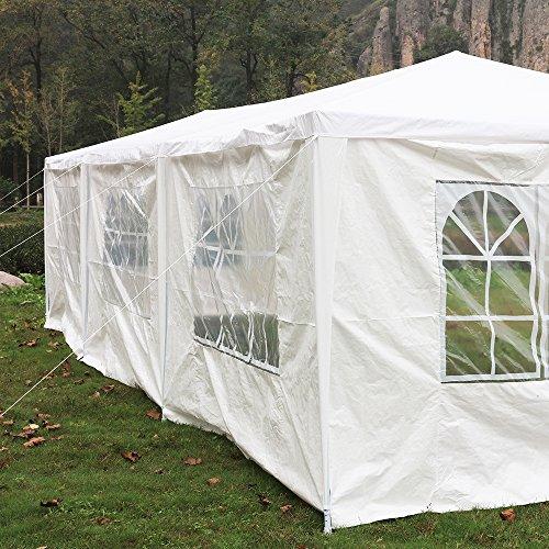 Okapa-Canopy-Tent-10x-30ft-Outdoor-Wedding-Party-Gazebos-Waterproof-5-Removable-Sidewalls-0-1