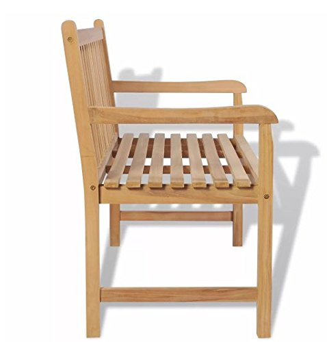 Outdoor-Bench-Teak-Outdoor-Stylish-Sturdy-Relaxing-Teak-with-Finish-472x246x354-SKB-Family-0-0