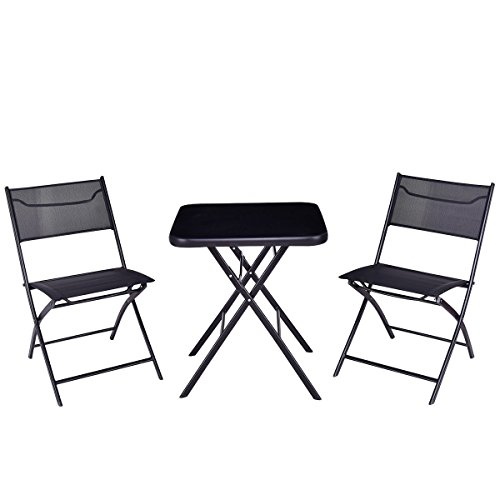 Outdoor-Patio-3-Piece-Folding-Square-Table-and-Chair-Suit-Set-0