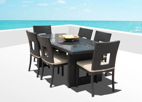 Outdoor-Patio-Wicker-Furniture-All-Weather-Resin-New-7-Piece-Dining-Table-Chair-Set-0-0