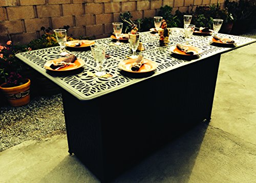 Outdoor-Propane-Fire-Pit-Bar-Height-Double-Burner-Table-Elisabeth-Cast-Aluminum-Patio-Furniture-0-0